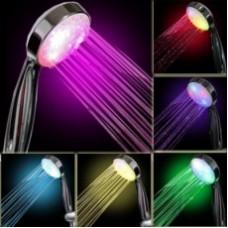 دوش چراغدار هوشمند LED حمام