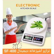 ترازو آشپزخانه دیجیتال Sf-400