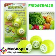 توپ های بوگیر و تازه نگهدارنده میوه وسبزیجات